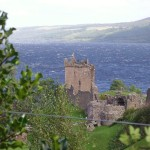 Urquhart Castle on Loch Ness