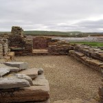 Monastery on Brough of Birsay