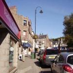 Dee Street in Banchory