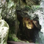 Entrance to Smoo Cave